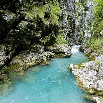 Tolmin Gorges Foto Fabio Ferarri