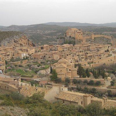 Alquezar, Aragon - Sierra y Canones de Guara