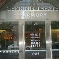 Gerding Theater on NW 11th Avenue..