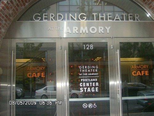 Gerding Theater on NW 11th Avenue..