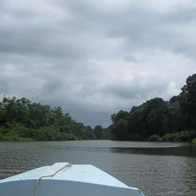 Boat ride on the SanSan river