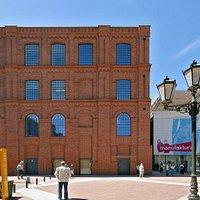 Museo dell'arte contemporaneo, Lodz