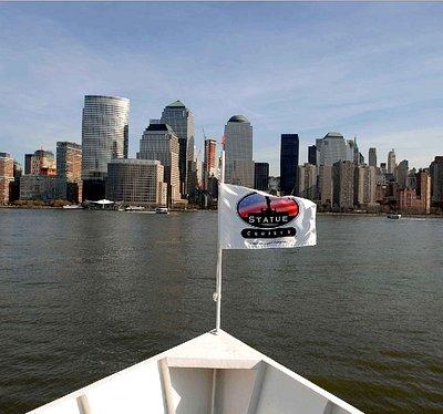 NY Skyline - View from several Harbor Cruises