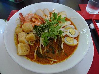 Cookery Magic - Nonya Laksa