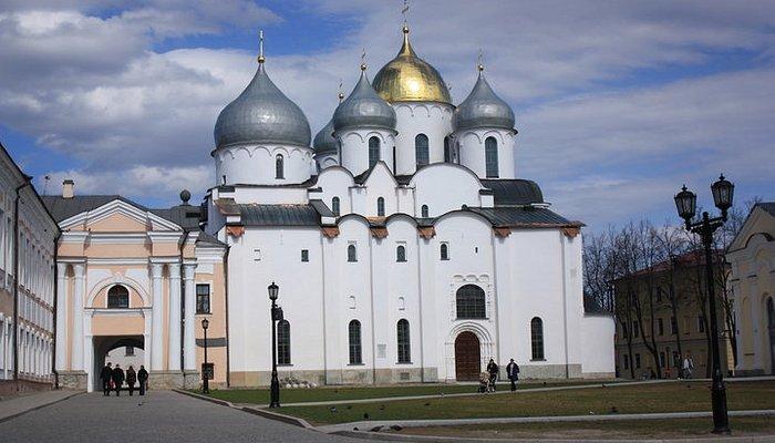 Saint Sofia Cathedral in the Novgorod Kremlin