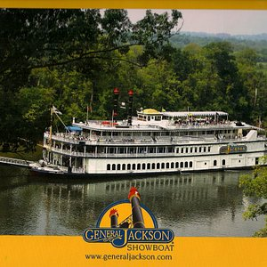 This is the General Jackson Showboat
