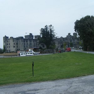 The Boat next to Ashford Castle