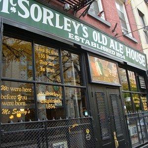 MC Sorleys Old Ale House