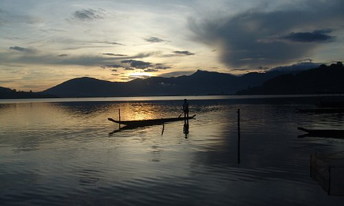 the simple life on Lak Lake