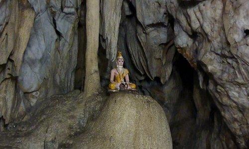 cave at Kanchanaburi