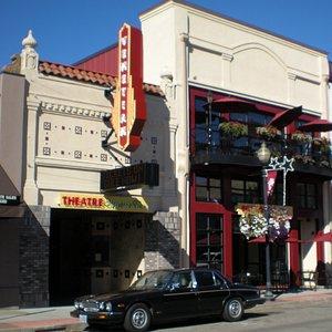 Venetian Theatre & Bistro on Main Street