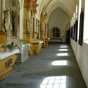 Seminary corridors