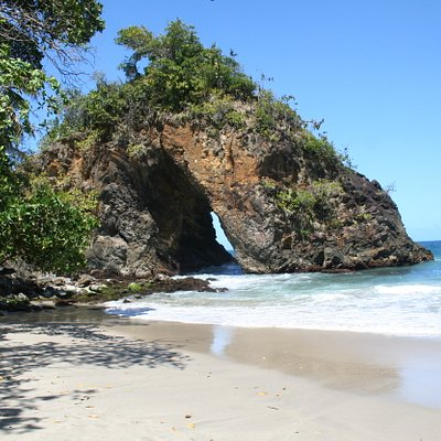 The Paria Arch, Paria Bay