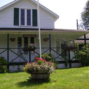 RLStevenson Memorial Cottage/Museum