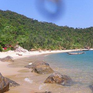 La plage !