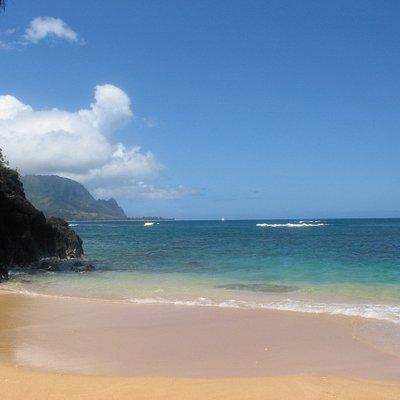 Beautify snorkeling beach