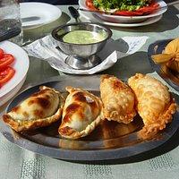 The famous El Rancho Empanadas
