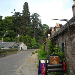 Angus Folk Museum Glamis Village
