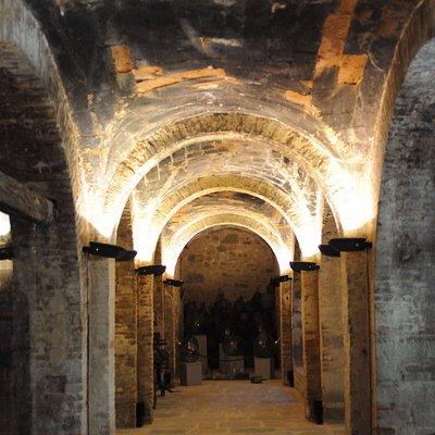 Museo del Vetro, sala 1 (foto: N. Biancucci)