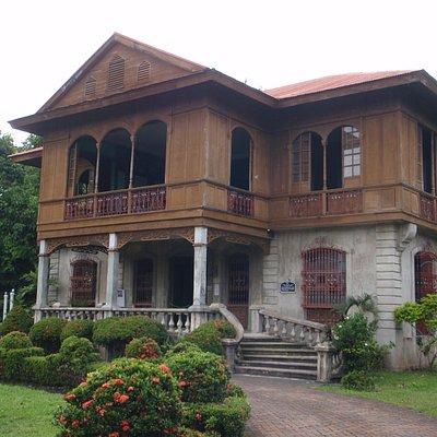 facade of Balay Negrense