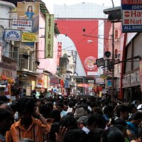 T. Nagar at its busiest during festival season