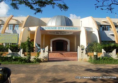 Tamilnadu Science and Technology Centres