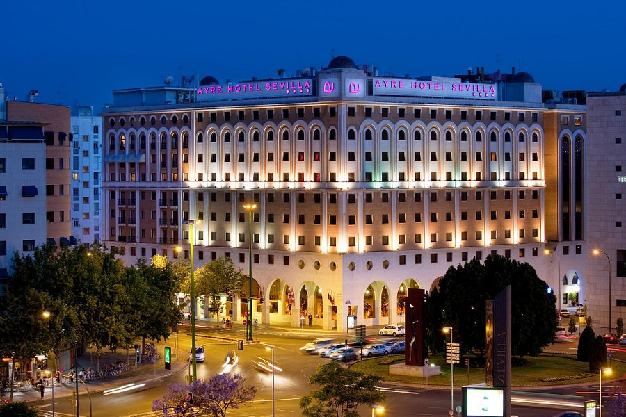 Ayre Hotel Sevilla Ahora 52 Antes 6 7 Opiniones Comparación De Precios Y Fotos Del Hotel Tripadvisor