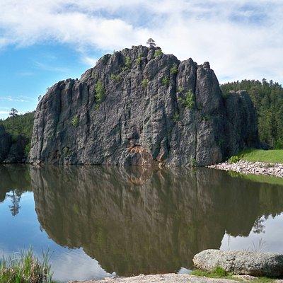 Legion Lake hike