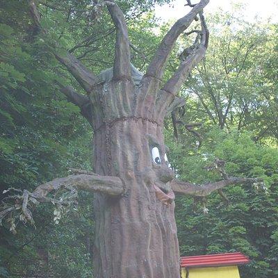sprechender Baum