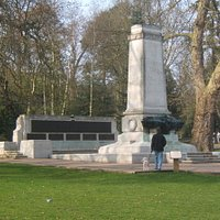 War Memorial Christchurch Park