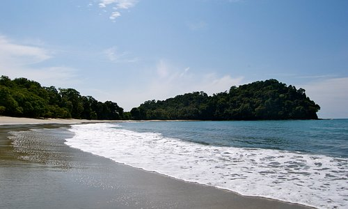 Manuel Antonio NP Beach