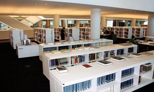 OBA Book department