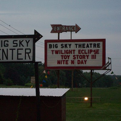 Big Sky Drive In - Wisconsin Dells