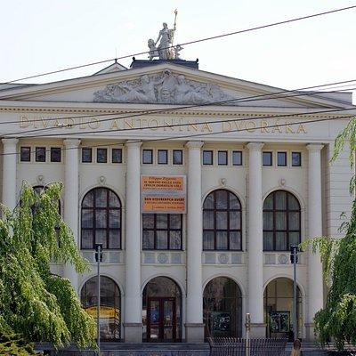 Antonin Dvorak Theater