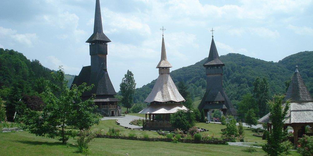 Barasana Monastery complex June 2010