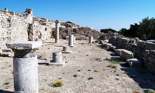 thera ruins