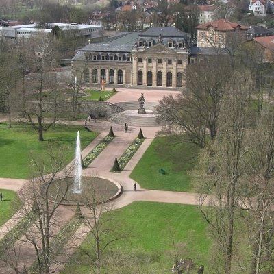 Schlossgarten, Fulda