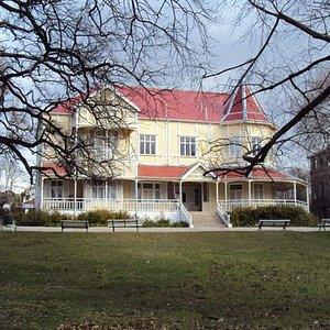 Casa de Victoria Ocampo