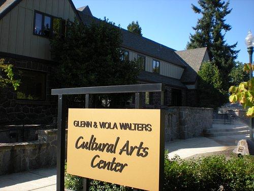 Cultural Center on Main Street