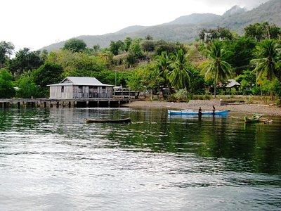 Solor island, Flores, Indonesia