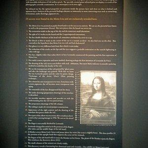 Secrets of Mona Lisa