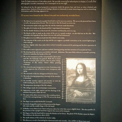 Secrets of Mona Lisa