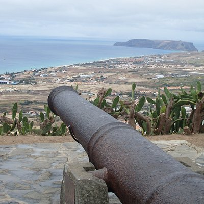 cannone con panorama
