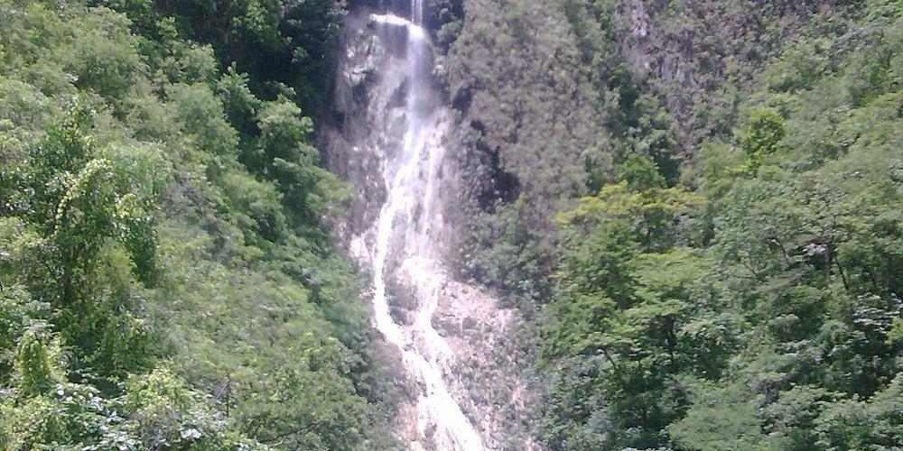 Cañón del Sumidero. Chiapas. Mexico. Velo de Novia