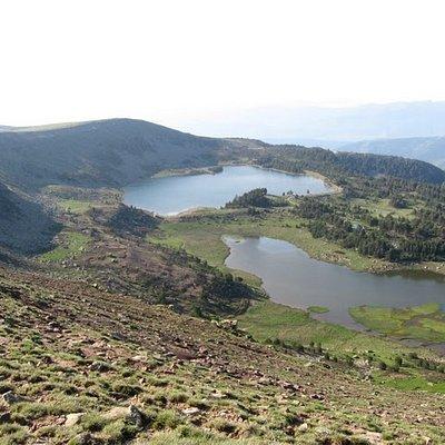 Laguna Negra y Larga