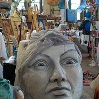 Grainstore Art Gallery, Oamaru