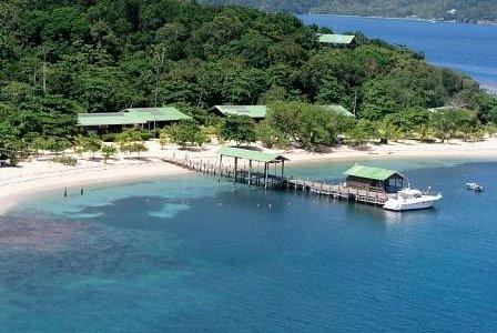 Cayos Cochino Marine Park Station