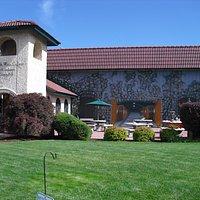 Winery exterior
