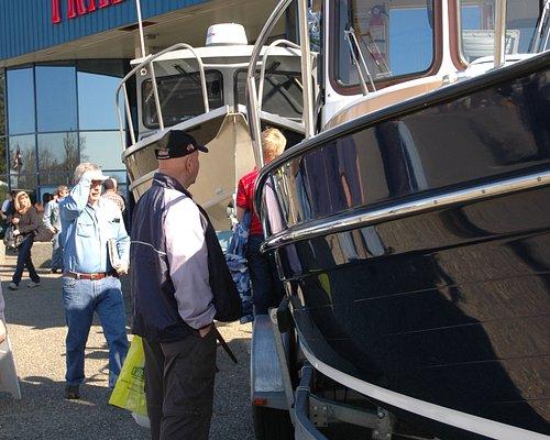Boat & Sportsmen Hunting & Fishing Show 2010