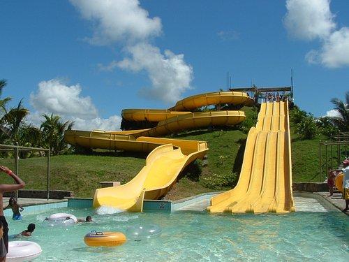 Belle Mare Waterpark